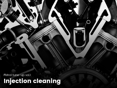 Petrol tune-up - Injection cleaning, cleaning clogged injectors