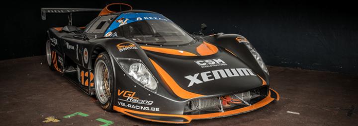 Britney Saker Rapx - VGL Racing Belcar Series Xenum Racing