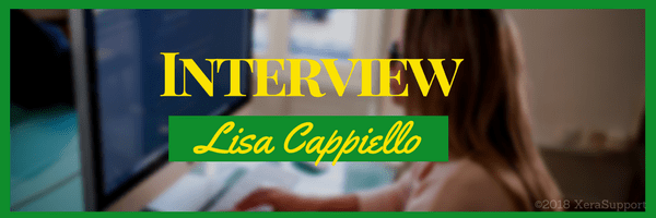 Interview with Direct Sales rep Lisa Cappiello