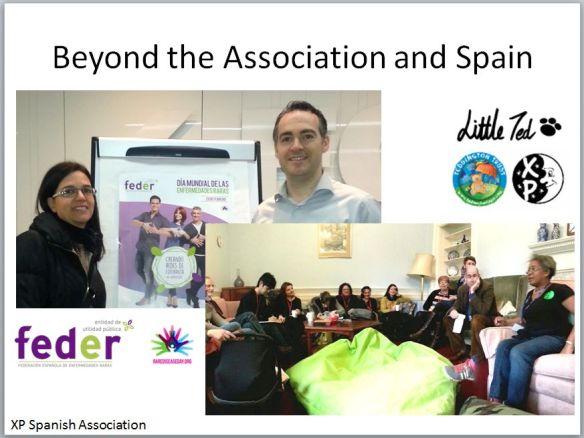 Más allá de la asociación y España