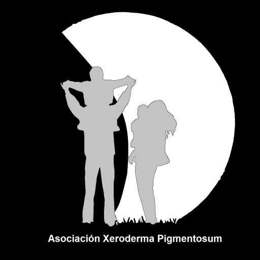 Logo de la Asociación Xeroderma Pigmentosum