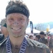 Andrew at Spartan Race