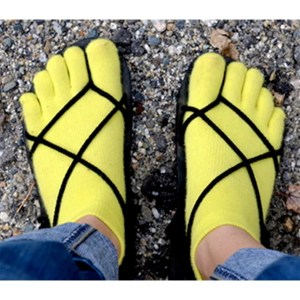 ToeSox and Barefoot Xero Shoes