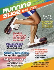 Running Shoe Insider Magazine