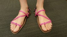 Make Your Own Running Sandals