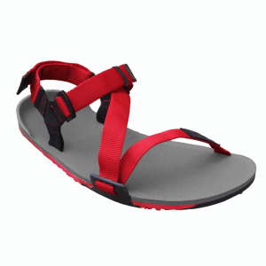 The Umara Z-Trail Sport Sandal - 10mm of comfort and protection while still allowing natural movement.