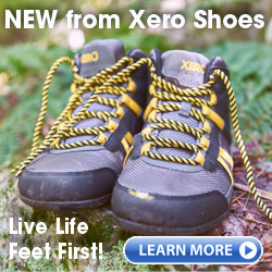 DayLite Hiker - lightweight zero drop hiking boot from Xero Shoes