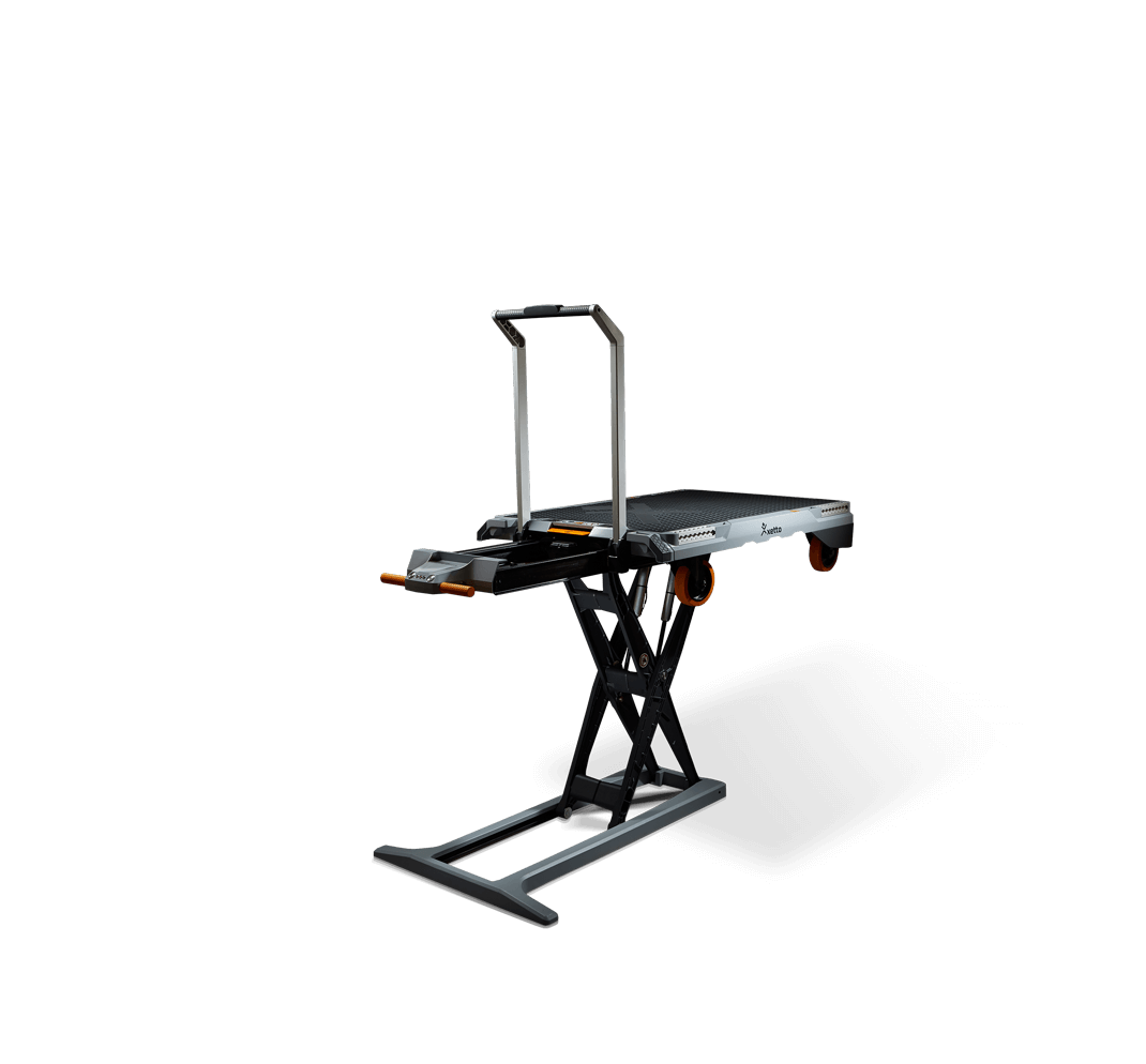 Xetto Your Heavy Lifter The Innovative Loading