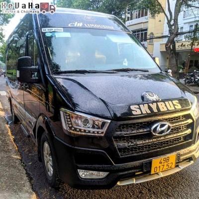 Nhà Xe Cát Thiên Hải Limousine