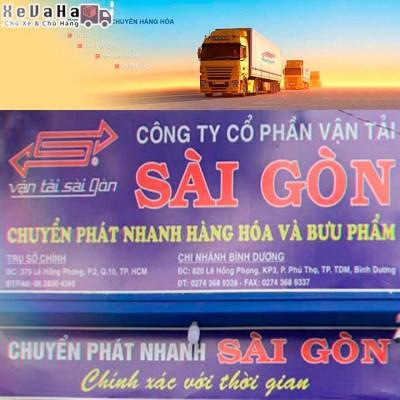 Vận Tải Sài Gòn