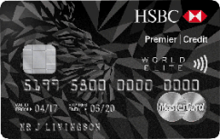 HSBC Premier World Elite MasterCard