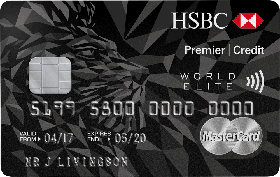 Review: HSBC Premier World Elite Mastercard - Tricks of the Trade