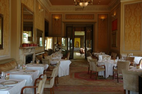 Humphry's fine dining restaurant 2