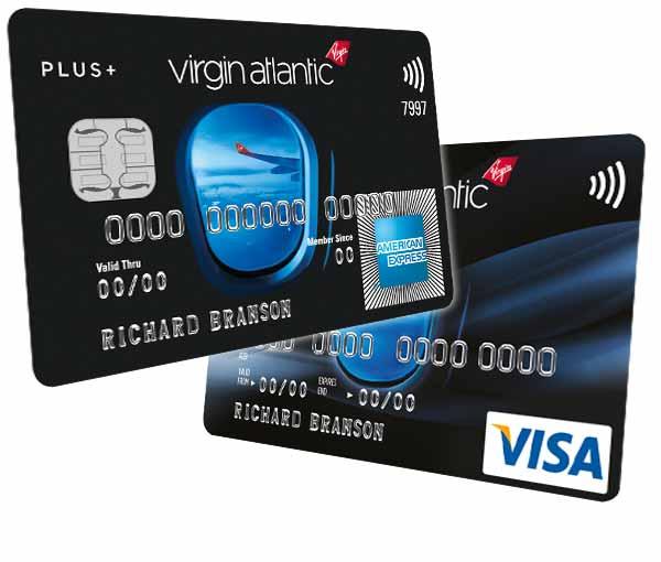Virgin Atlantic Black Credit Card