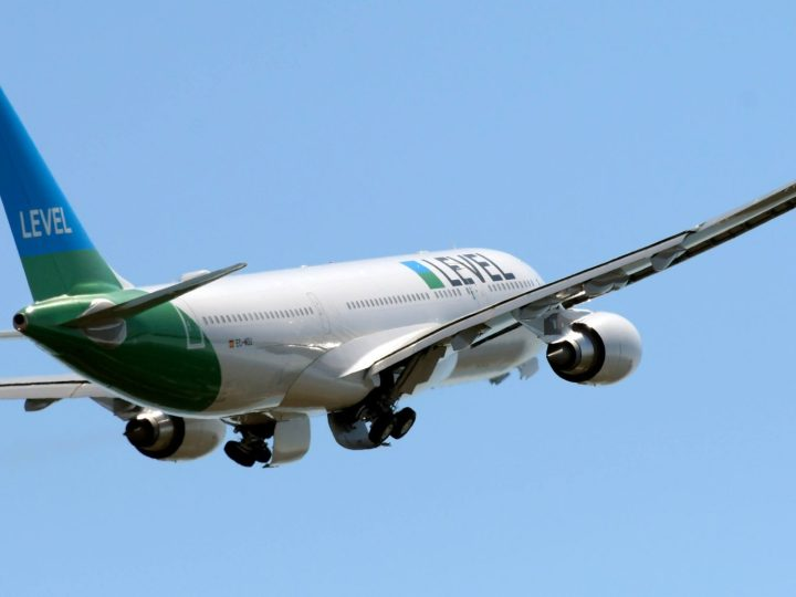 IAG's low-cost LEVEL airline