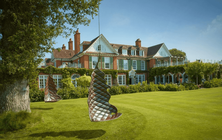 Grounds of Chewton Glen
