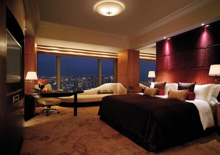 Shangri-La Tokyo Horizon Deluxe Bay View