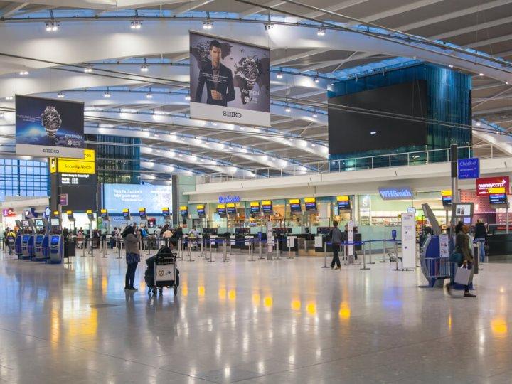 Heathrow Aiport Terminal 5