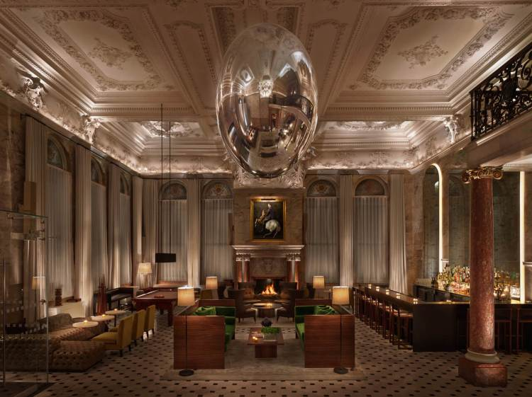 Lobby at The EDITION - London