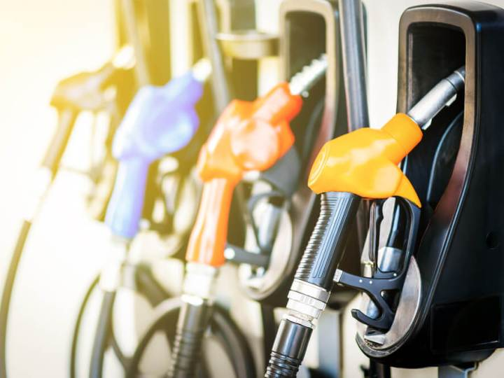 Misc image of petrol station