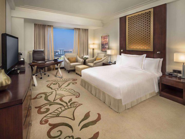 Conrad Dubai King Deluxe Skyline