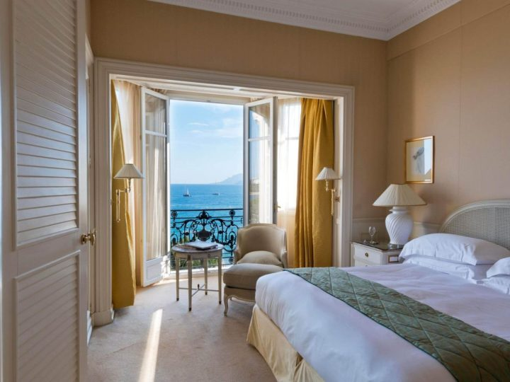 IC Cannes hotel room