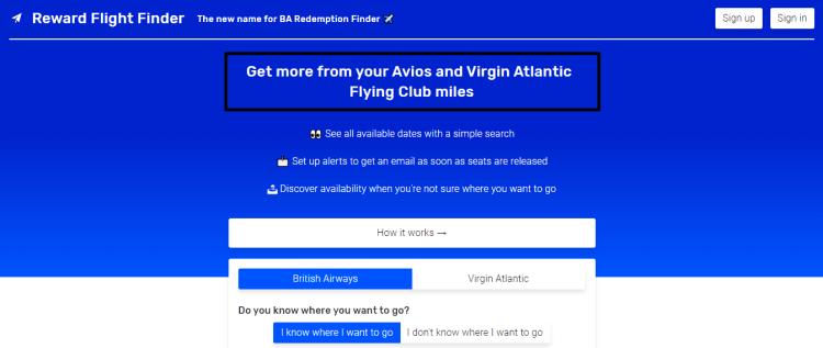 RFF Virgin support