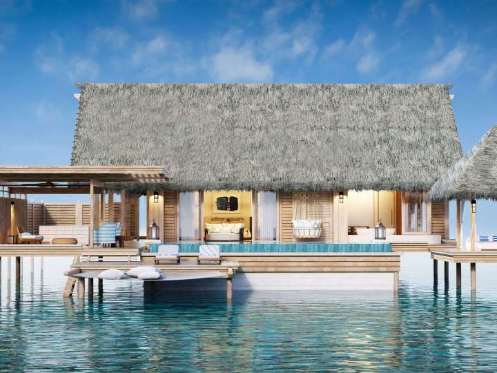 Waldorf Maldives 1 Bedroom Water Villa