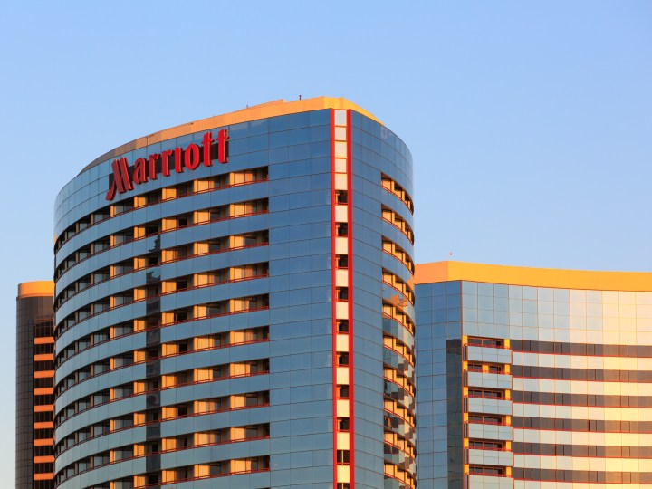 Marriott's new award pricing system
