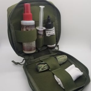 XF-7 Tac-Pak Gun Cleaning Kit Green