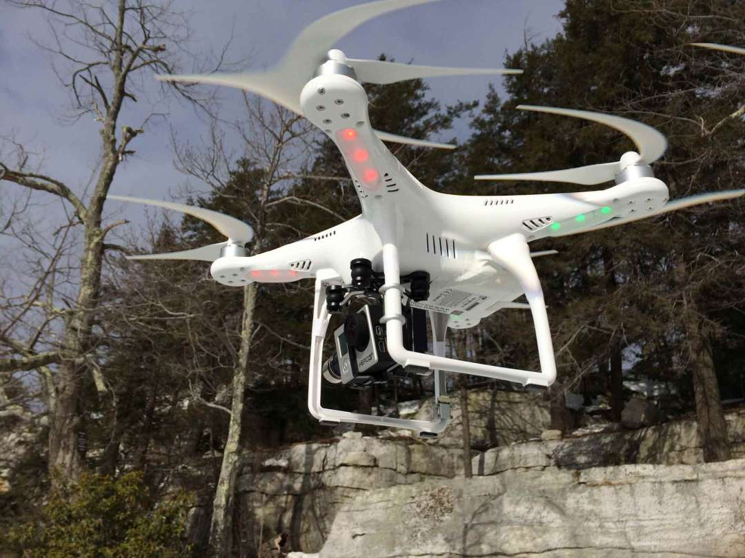 Aerial Video Drone – day
