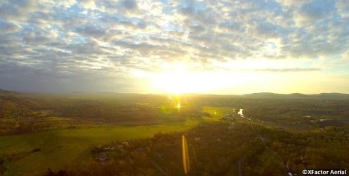Rock The Ridge Sunrise