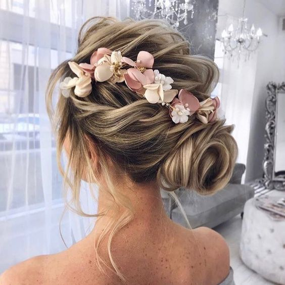 Bridal hairstyles trends 2022