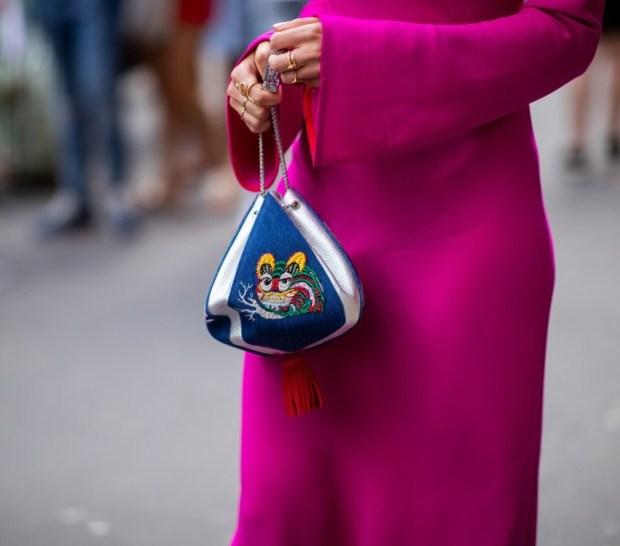Small modern bag