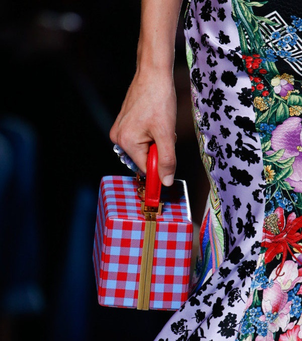 Squared women handbags 2019