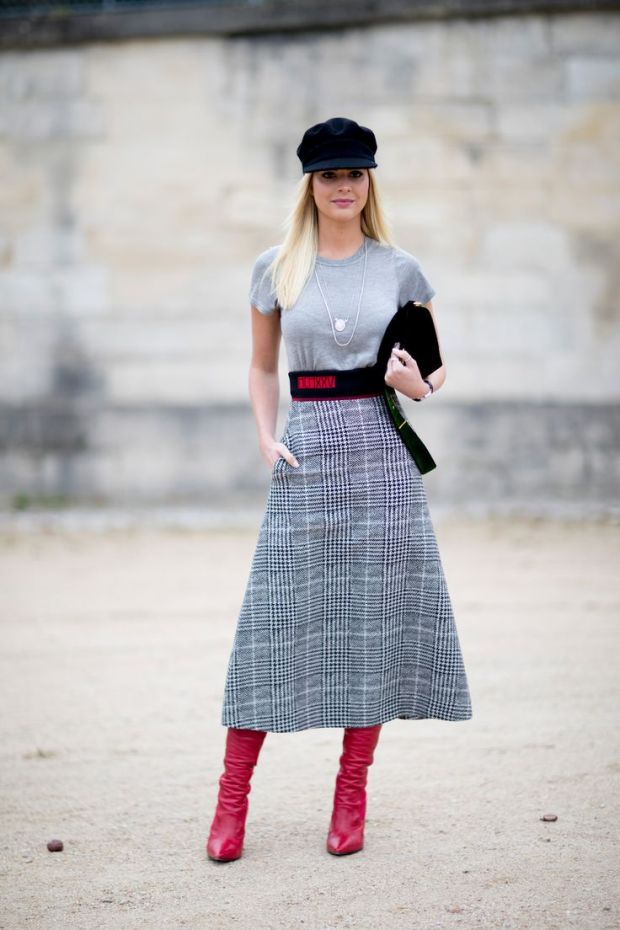 What skirt length to wear in 2020