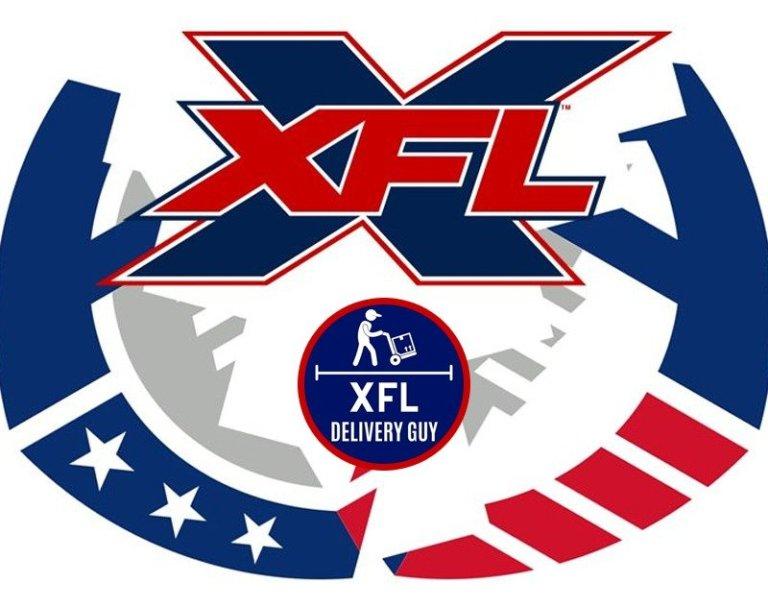 XFL Delivery Guy - My Journey from AAF to XFL Fandom