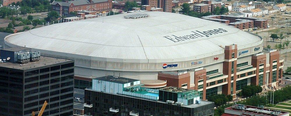 The Dome - St. Louis BattleHawks