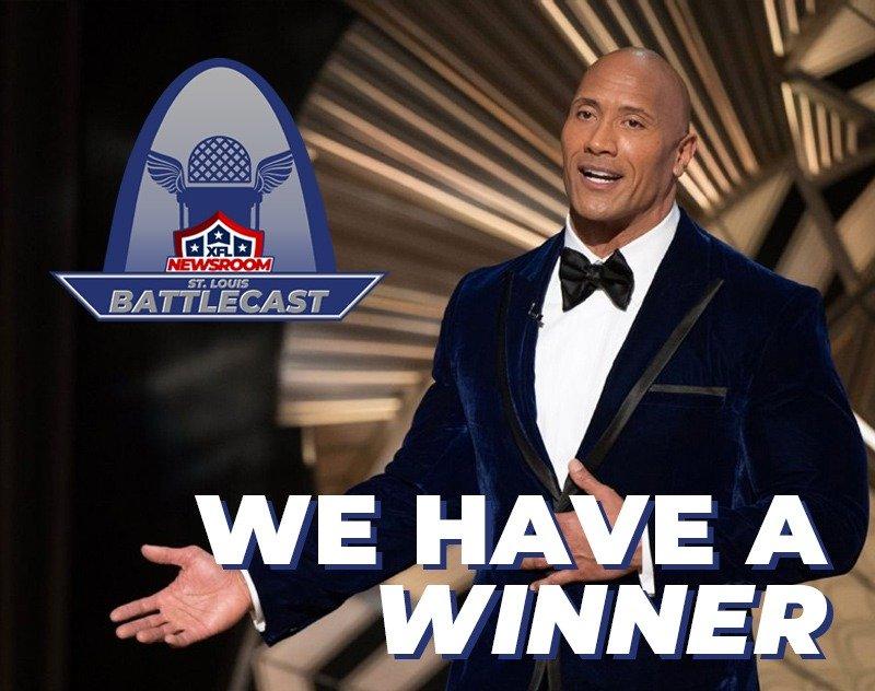 We Have a Winner   St. Louis BattleCast