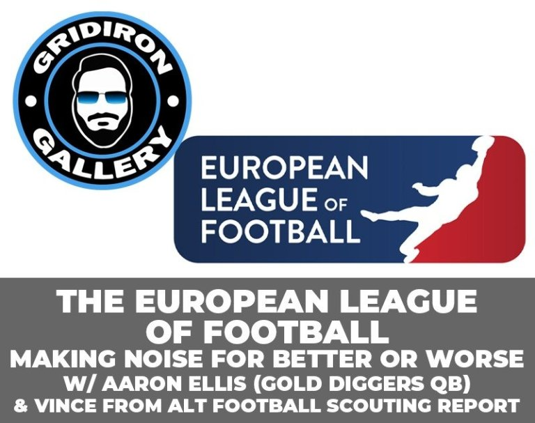The European League of Football — Making Noise for Better or Worse