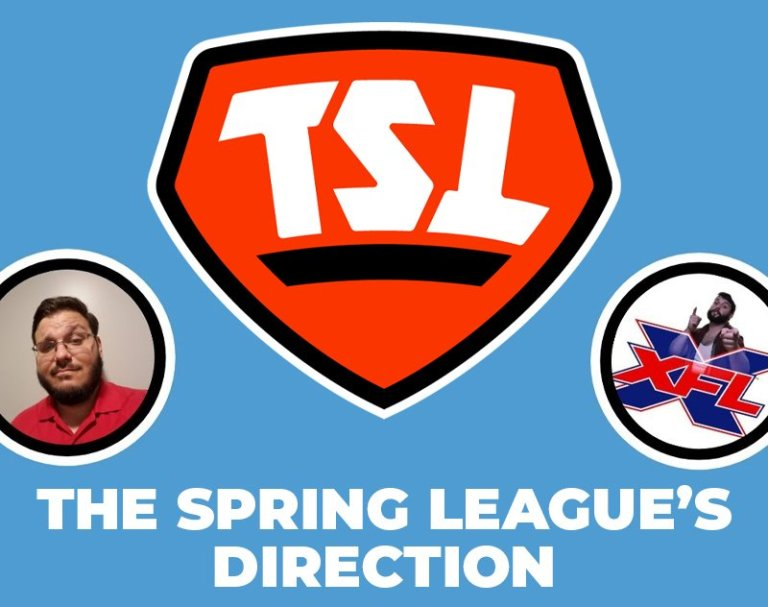 The Spring League's Direction | Featuring XFL Jim - Gridiron Gallery