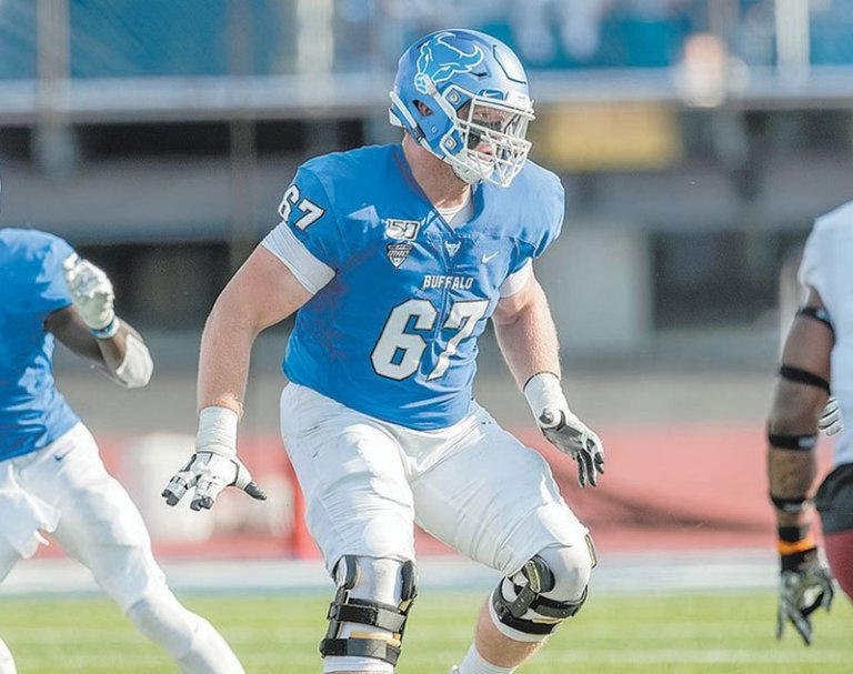 The Spring League Generals Offensive Linemen Signed by Minnesota Vikings
