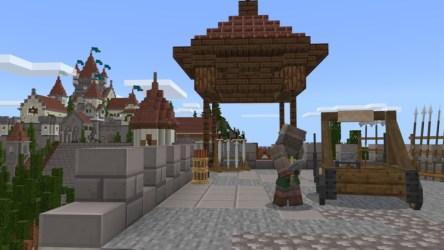 Medieval Furniture in Minecraft Marketplace Minecraft