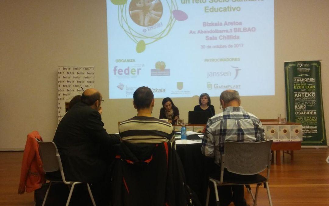 1er Desayuno Solidario FEDER