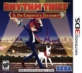 Portada-Descargar-Roms-3ds-Mega-Rhythm-Thief-and-the-Emperors-Treasure-EUR-3DS-Multi5-Espanol-Gateway3ds-Sky3ds-CIA-Emunad-xgamersx.com
