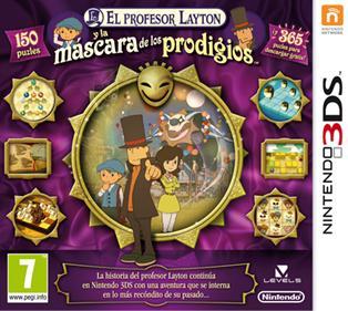 Portada-Descargar-Rom-3DS-Mega-El-Profesor-Layton-y-la-mascara-de-los-prodigios-EUR-3DS-Espanol-Gatewa3ds-Sky3ds-Mega-xgamersx.com