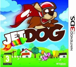 Portada-Descargar-Rom-3DS-Mega-Jet-Dog-EUR-3DS-Multi6-Espanol-Gateway3ds-Sky3ds-Mega-xgamersx.com