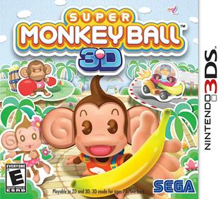 Portada-Descargar-Rom-3DS-Mega-CIA-Super-Monkey-Ball-3D-USA-3DS-Espanol-Ingles-Gatewa3ds-Gateway-Ultra-Sky3ds-Mega-CIA-xgamersx.com