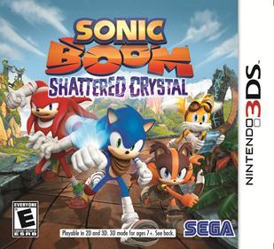 Portada-Descargar-Rom-3ds-Mega-Sonic-Boom-Shattered-Crystal-USA-3DS-Español-Ingles-Gateway3ds-emunad-mega-xgamersx.com