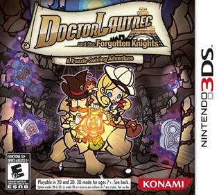 Portada-Descargar-Roms-3DS-Mega-Doctor-Lautrec-and-the-Forgotten-Knights-EUR-3DS-Multi5-Espanol-Gateway3ds-Sky3ds-CIA-xgamersx.com